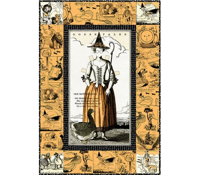Spooky Stories Quilt Kit