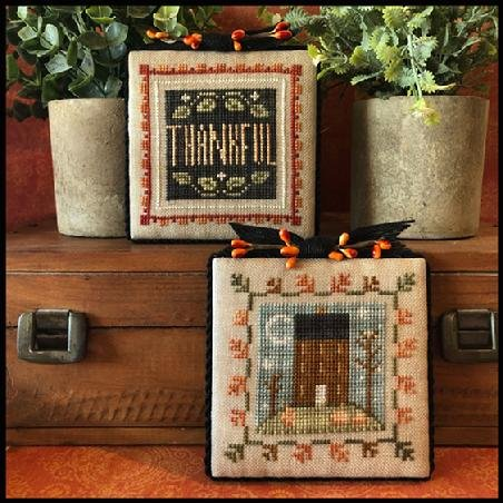 Fall is in the Air Part One - Cross Stitch Pattern