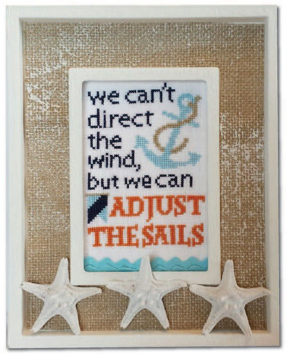 Adjust the Sails Linen Kit