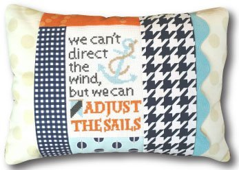 Adjust the Sails Pillow Kit