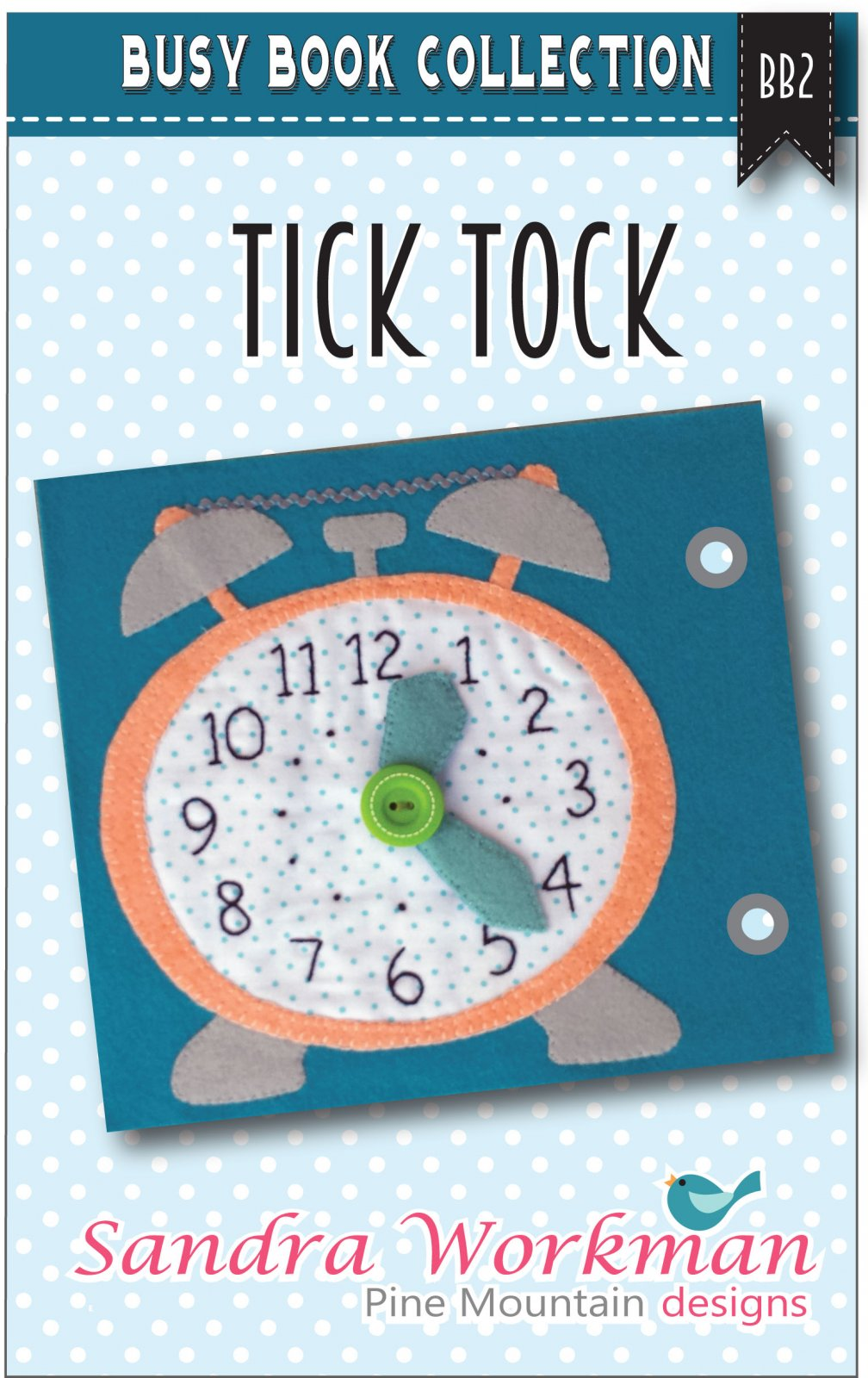 Busy Book Tick Tock
