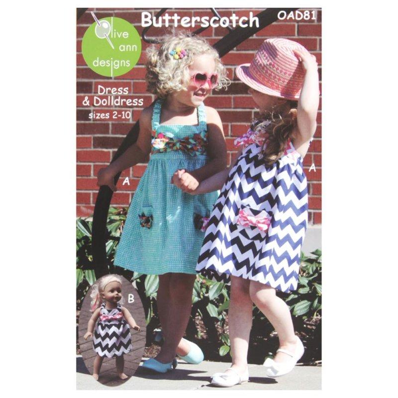 Butterscotch Dress