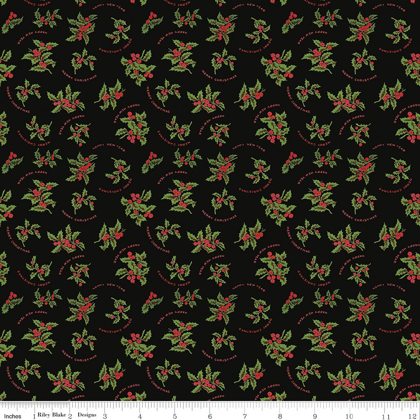 all about Christmas c10800 black