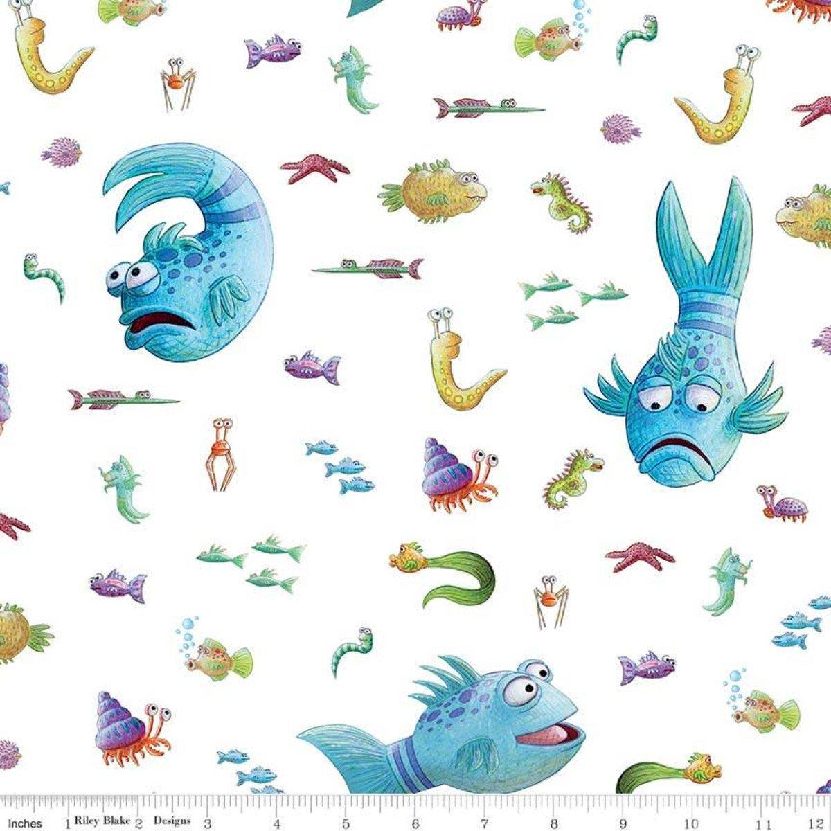 Riley Blake Pout Pout Fish