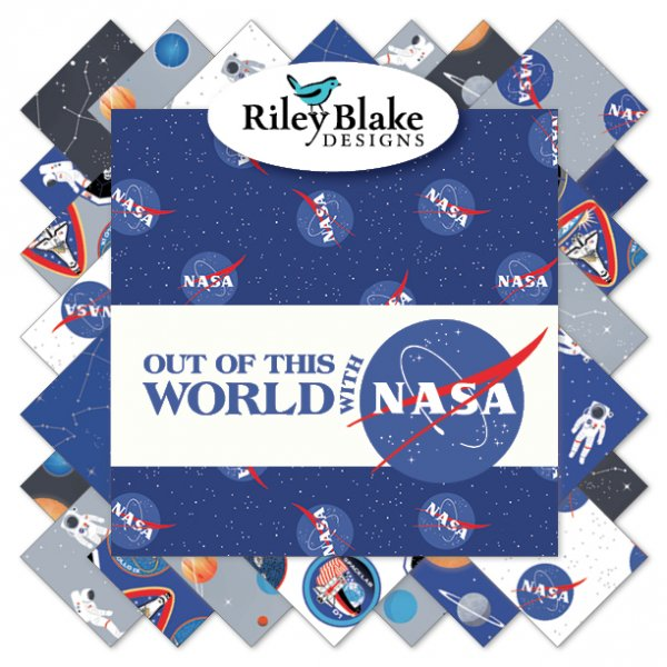 Riley Blake Out of this World with NASA