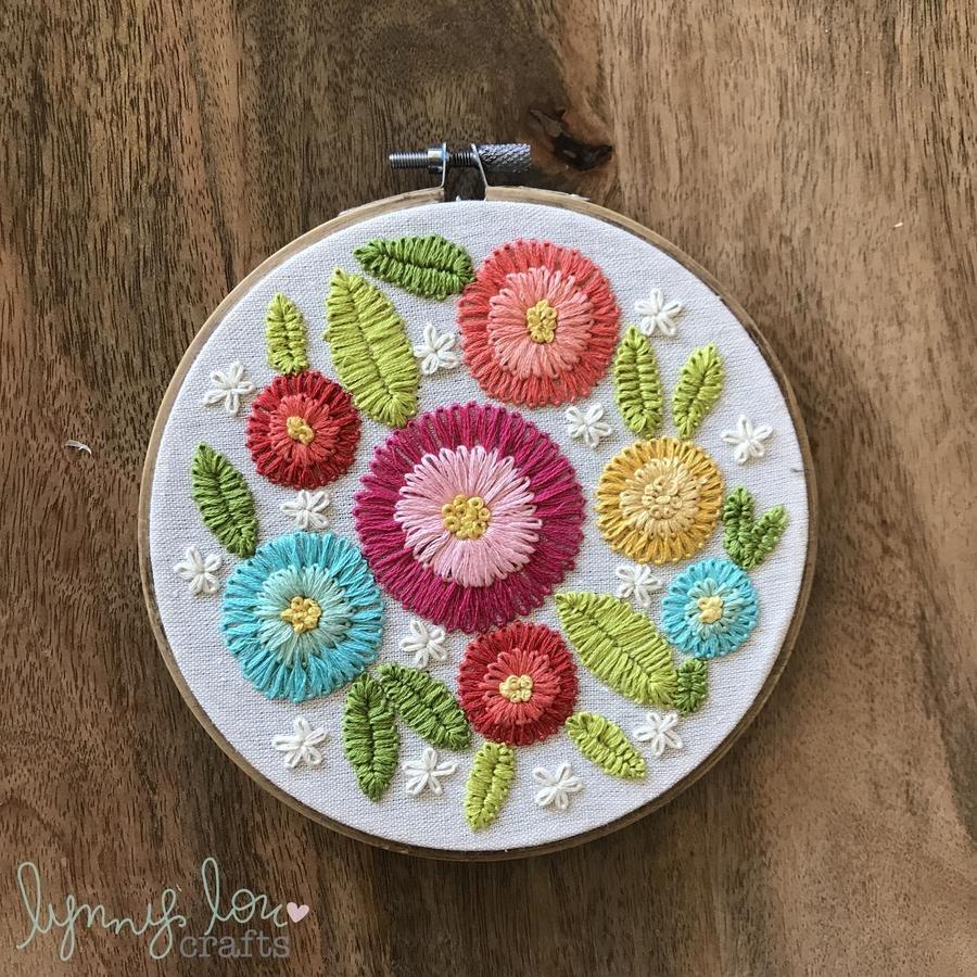 Lynny Lou - Chrysanthemum