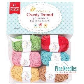 Chunky Crochet Thread by Lori Holt
