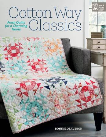 Cotton Way Classics quilt book