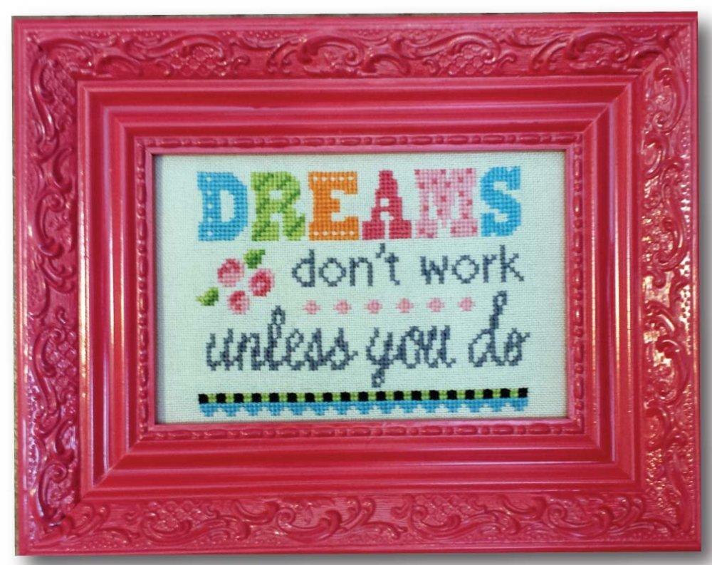 Dreams Linen Kit-Words of Wisdom