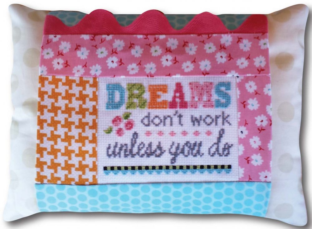 Dream Pillow Kit-Words of Wisdom