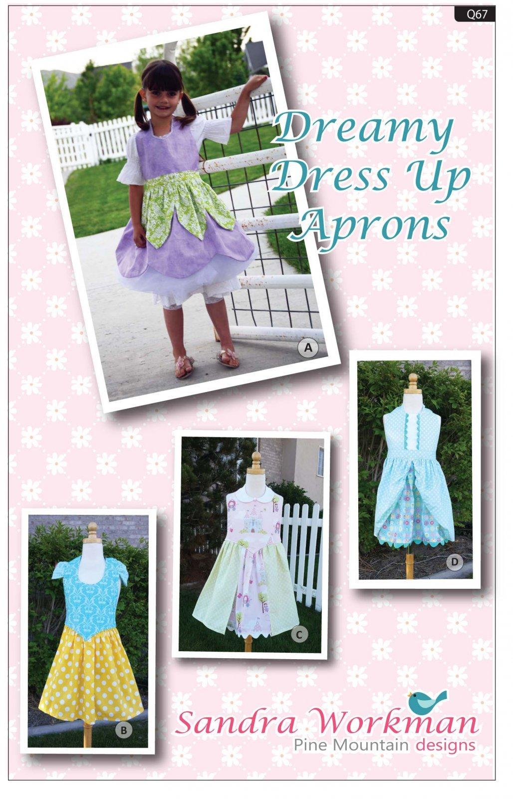 Dreamy Dress Up Aprons