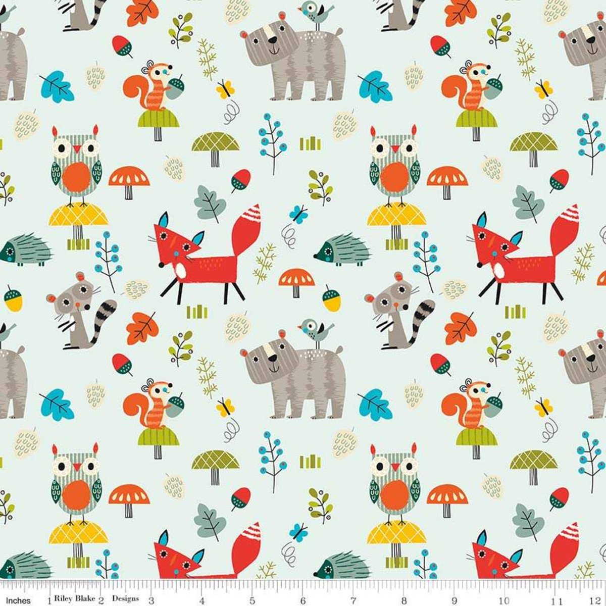 Riley Blake Forest Animals