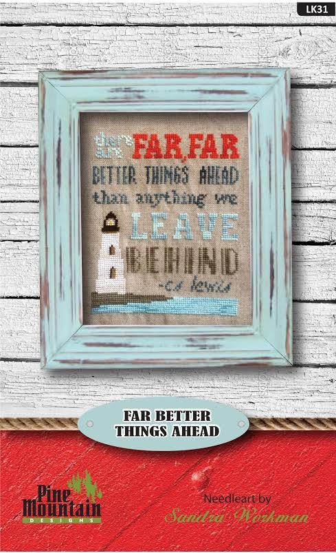 Far Better Things Ahead Linen Kit