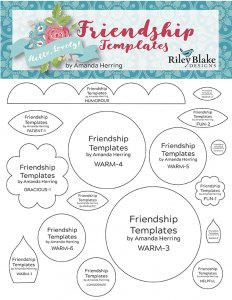 Friendship Quilt Templates