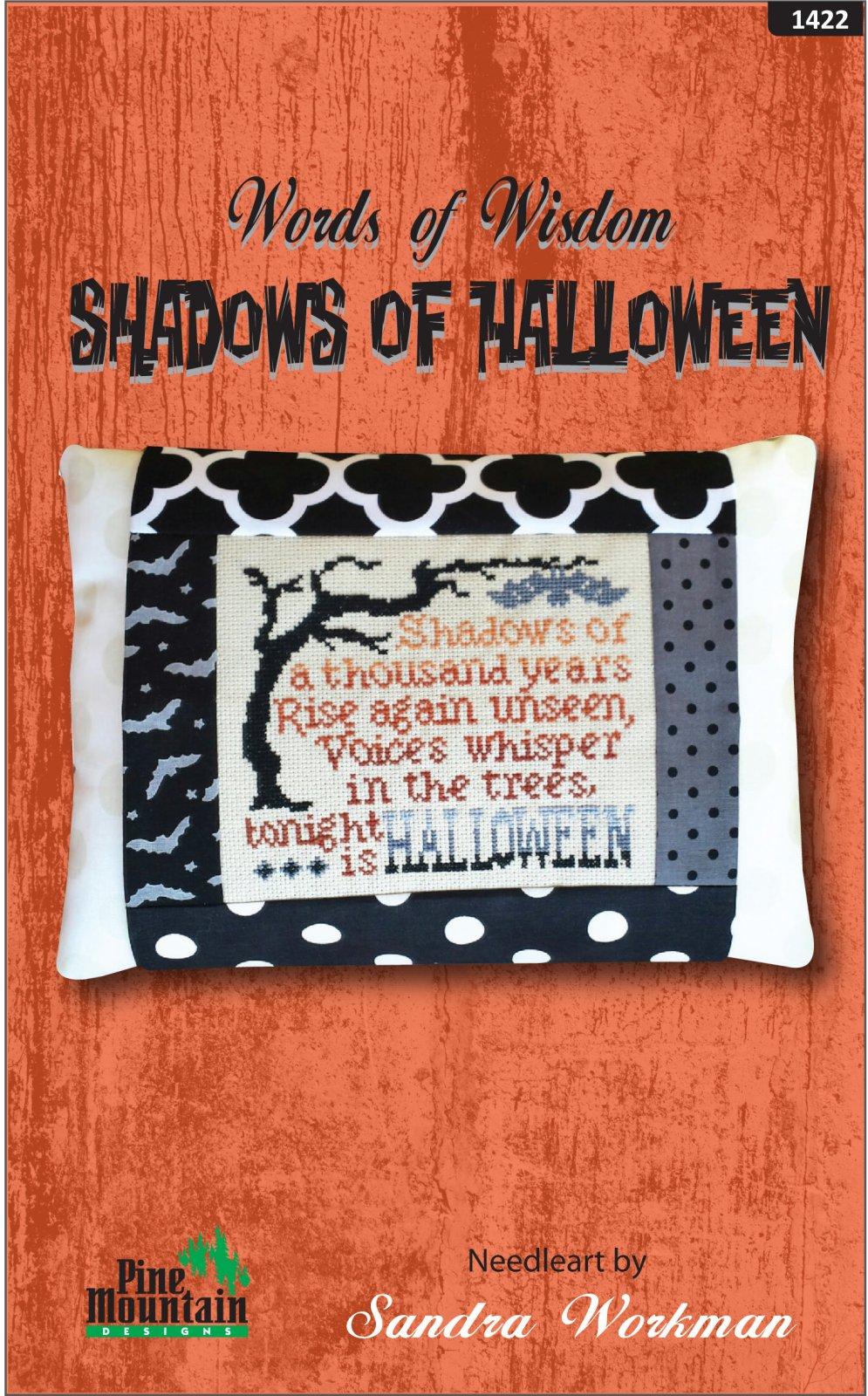 Shadows of Halloween Pillow Kit
