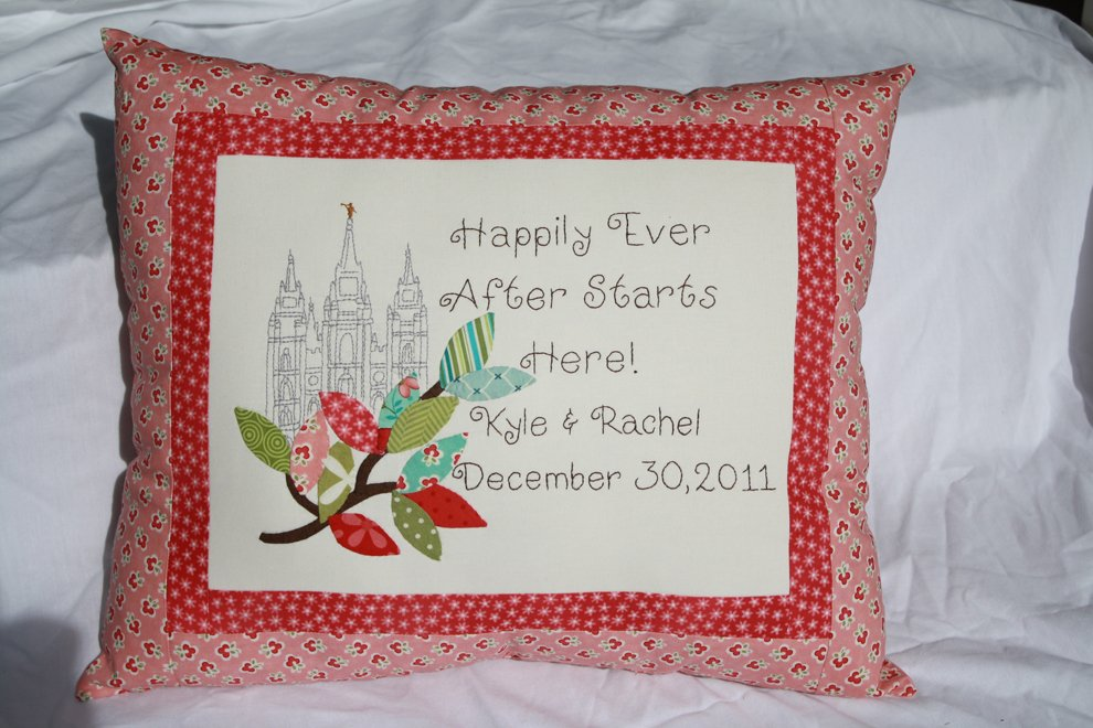Oh My Bloomin Threads - Happily Ever After-SLC Temple