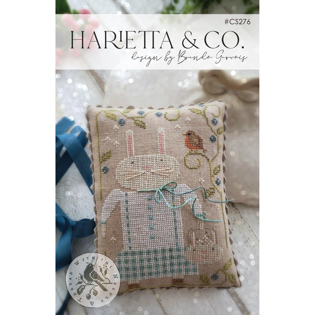 Harietta & Co. - Cross Stitch Pattern