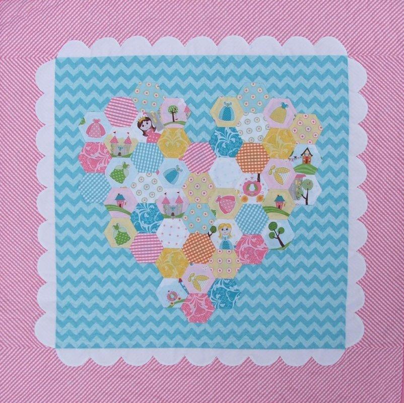 I Heart Hexagons