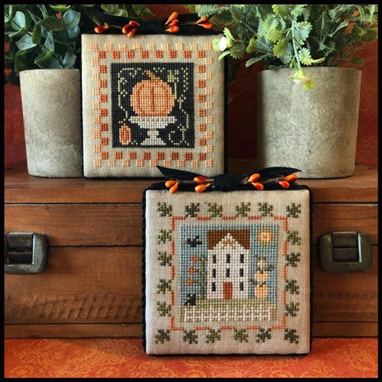 Fall is in the Air Part Two - Cross Stitch Pattern