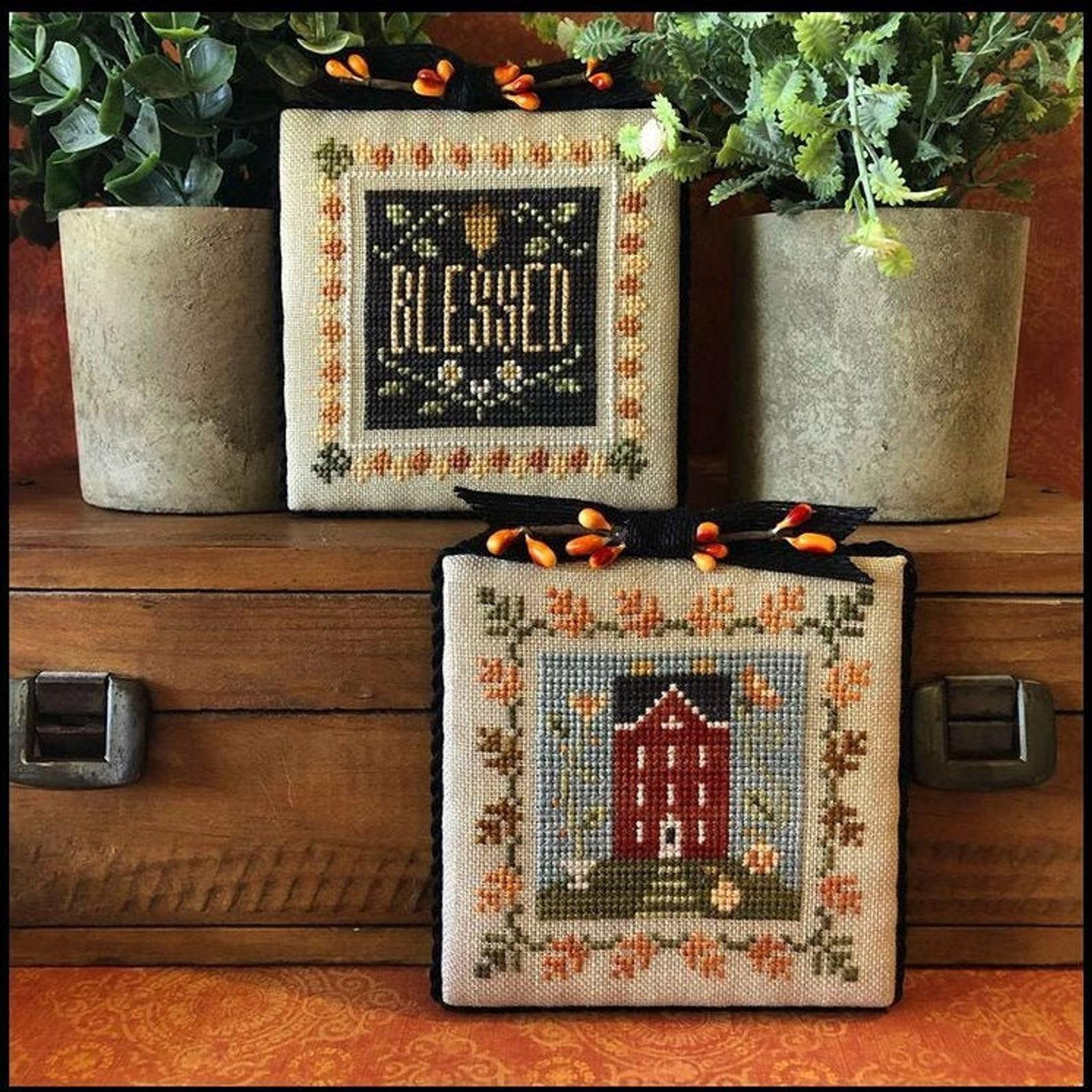 Fall is in the Air Part Three - Cross Stitch Pattern