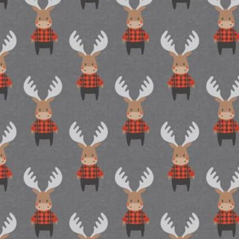 Reindeer Lodge by Camelot Fabrics