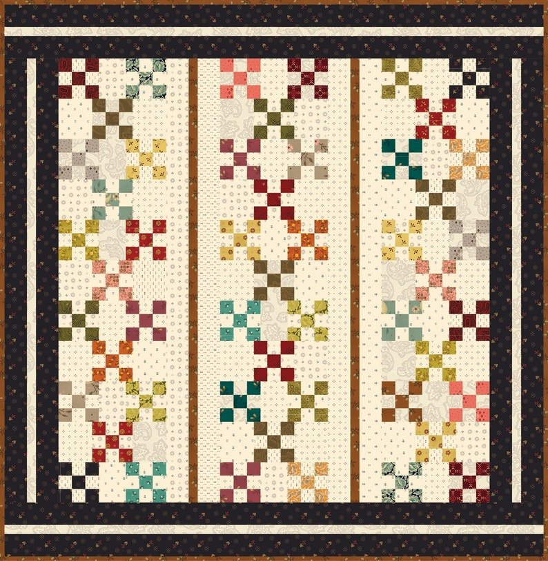 Party of Nine quilt kit | Simple What Nots Club