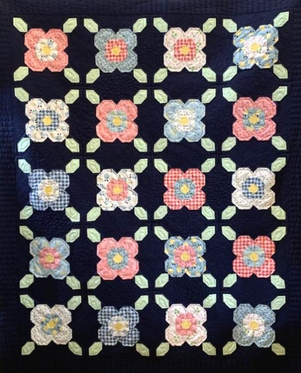 Daisy Lane Quilt Kit