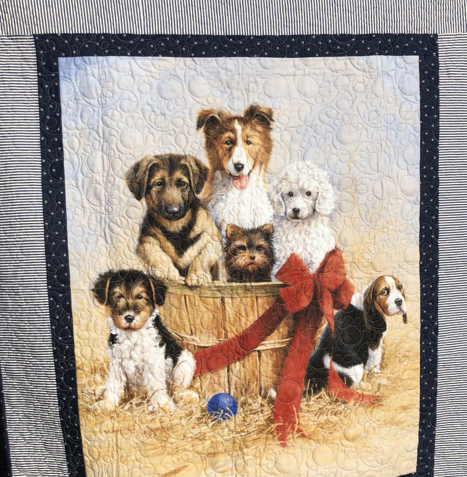 Puppy Love Panel Kit