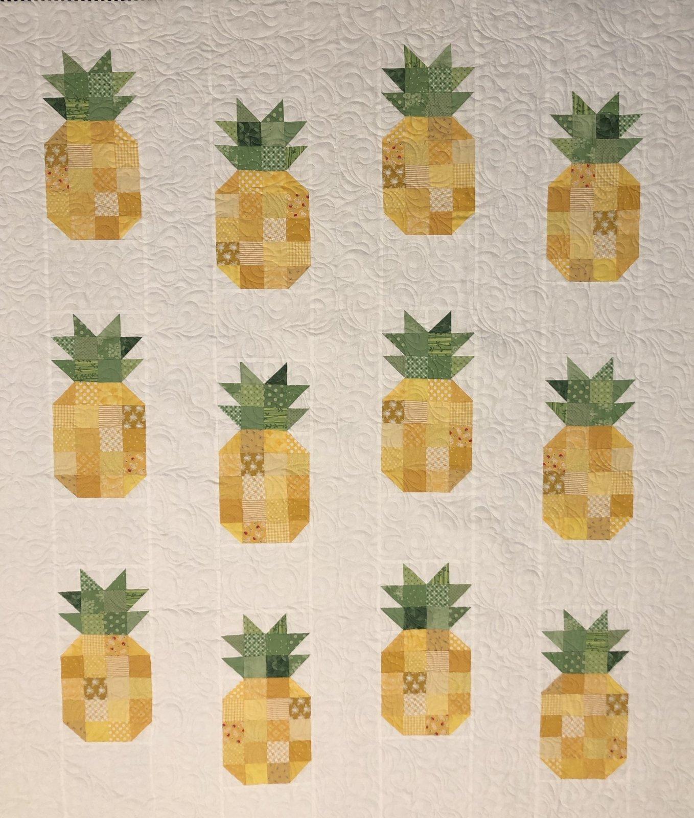 Pineapple Quilt Kit