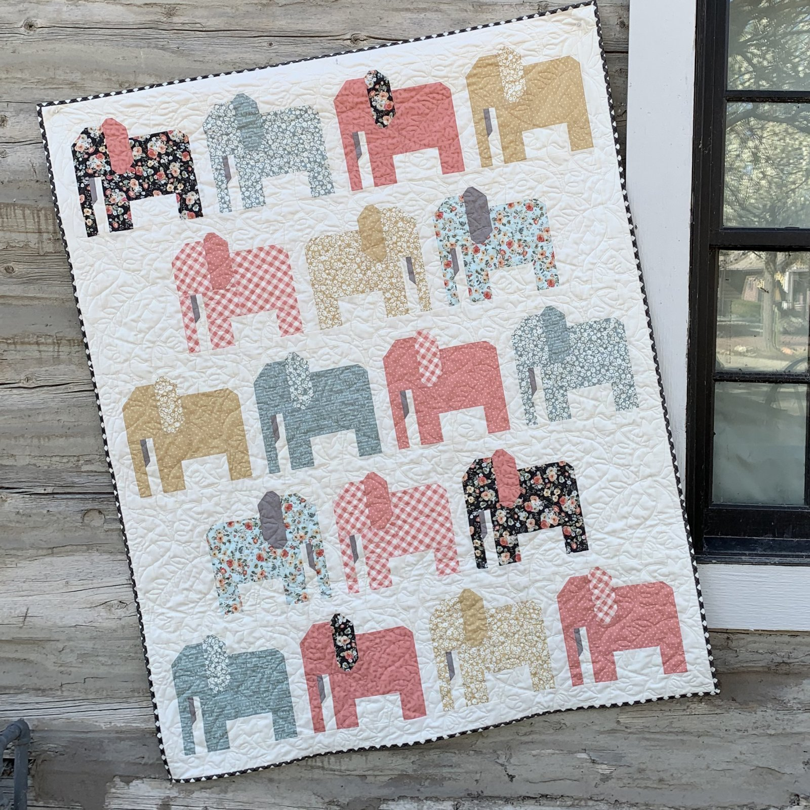 Stomping Ground Quilt Kit