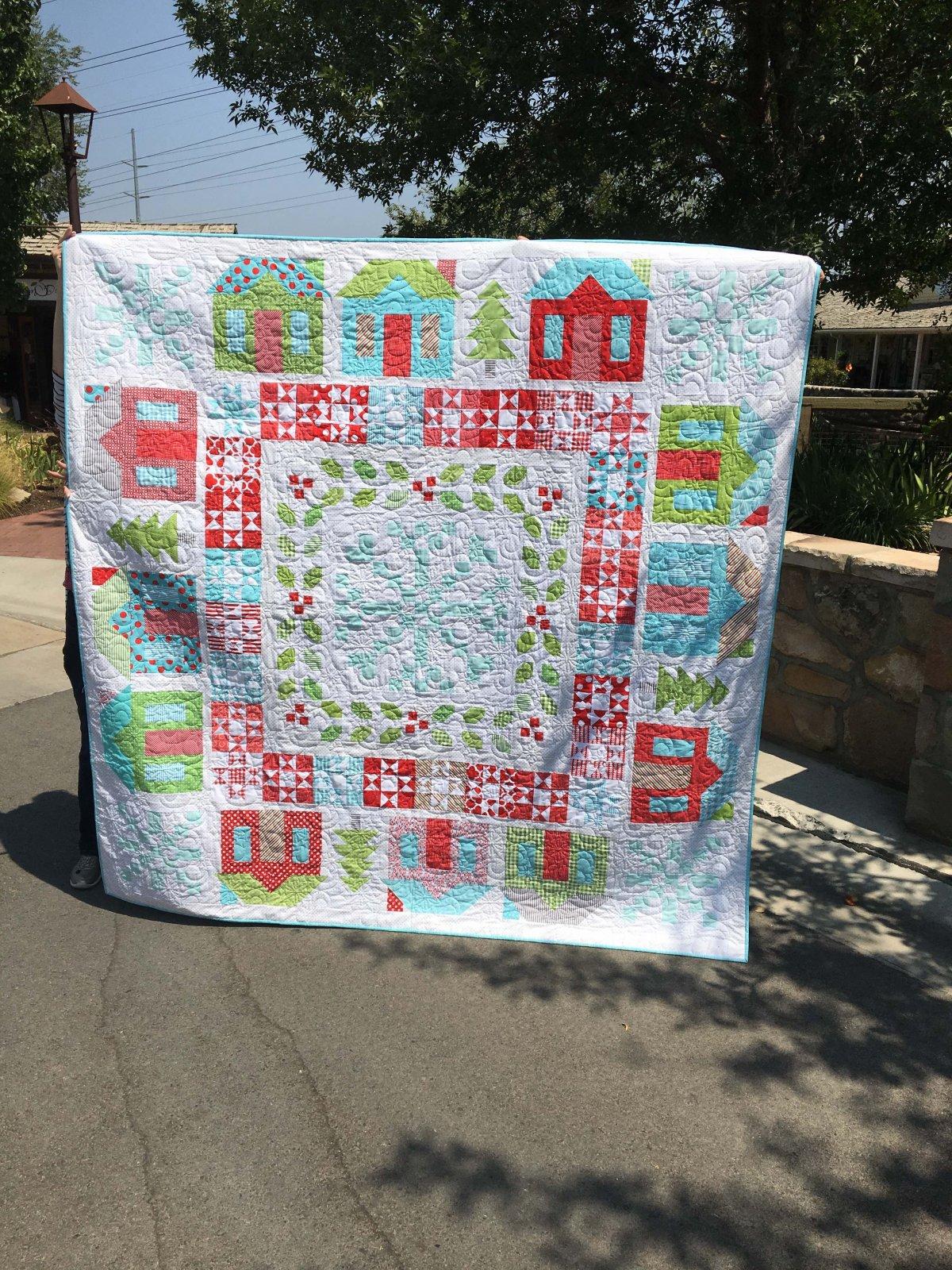 Winterville Fabric Kit