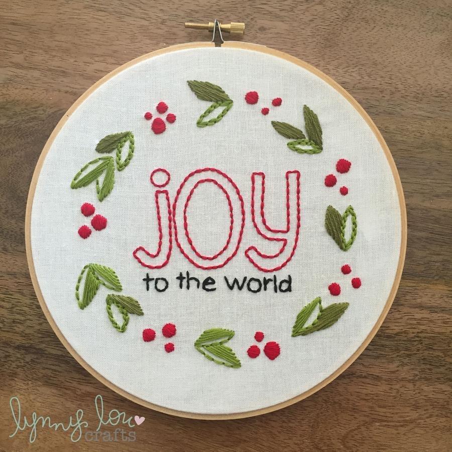 Lynny Lou - Joy To The World