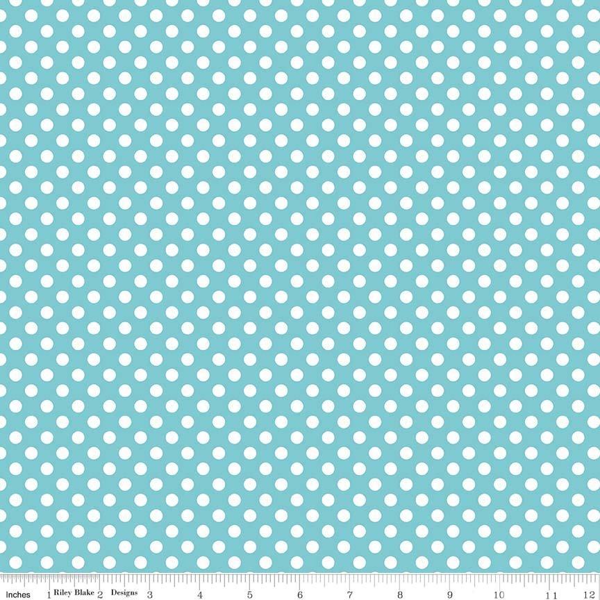 Riley Blake Small Dot Knit