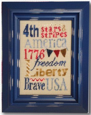 Liberty Typography Linen Kit