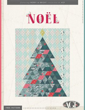 Noel Art Gallery Fabric Kit