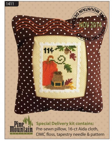 November Stamp Special Delivery