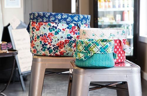 Olivia Baskets by Knot + Thread
