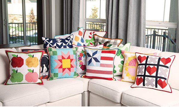 Pillow Kit of the Month Club - Reservation