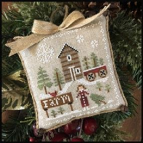 Farmhouse Christmas Pinewood Farm