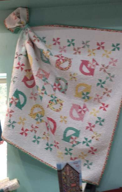 Basket of Marmalade Fabric Kit