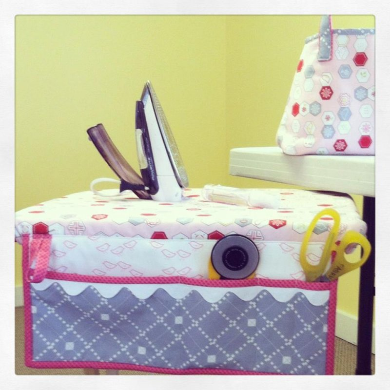 Portable Creation Station and Iron Tote