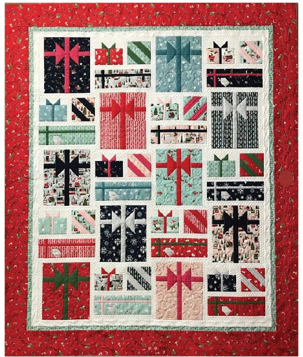 Pretty Packages Quilt Kit