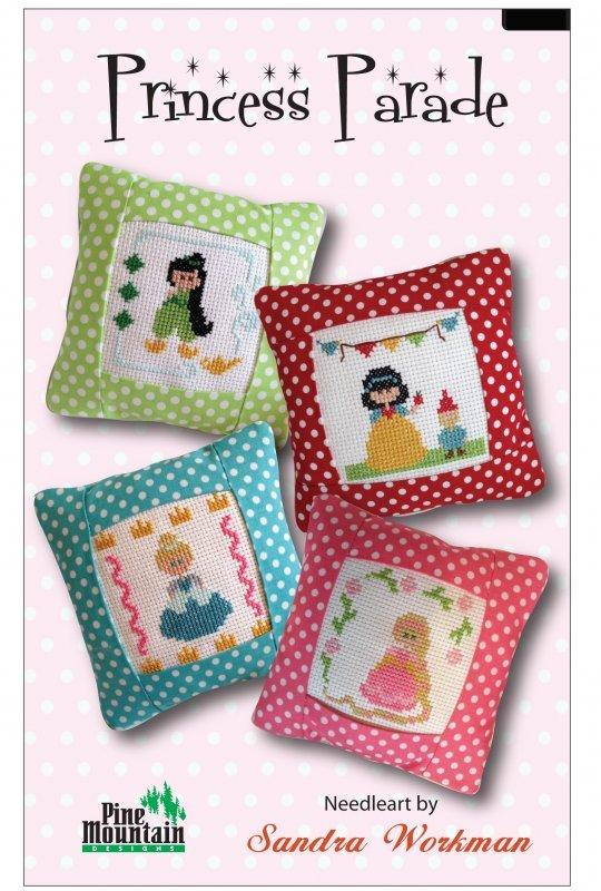 Princess Parade Junior Stitch Kit