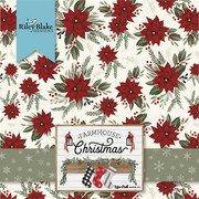 Farmhouse Christmas Precuts by Riley Blake Designs