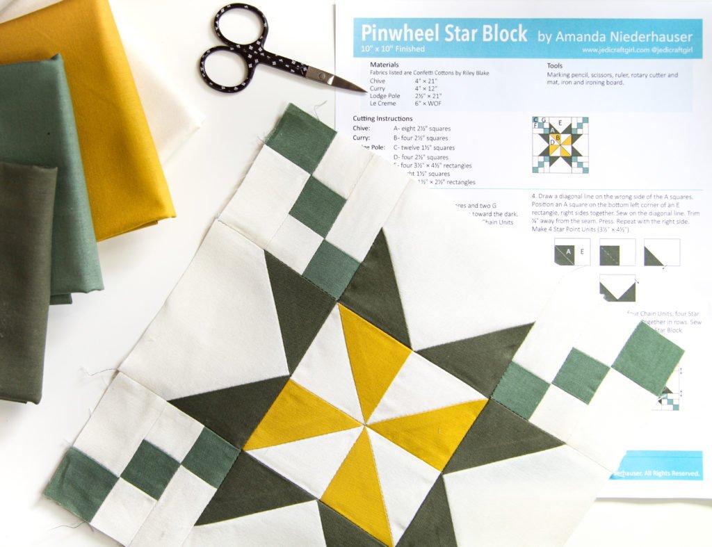 Riley Blake Designs Block Challenge Kits