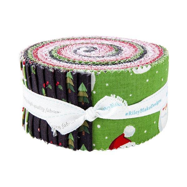 Holly Holiday by Riley Blake Designs Precuts