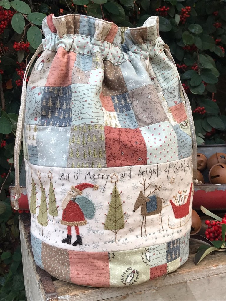 All Is Merry And Bright Market Bag Kit