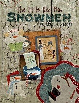 Snowmen In The Coop