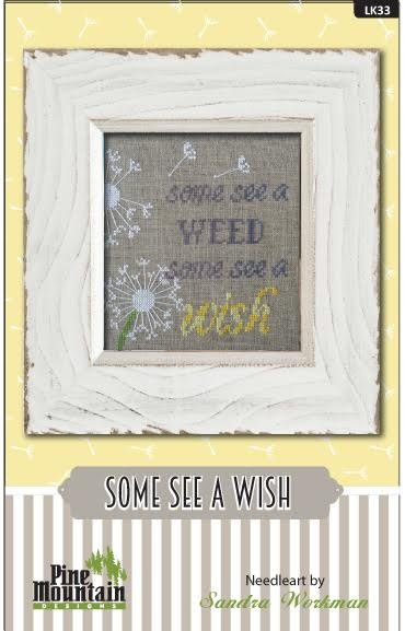 Some See A Wish Linen Kit