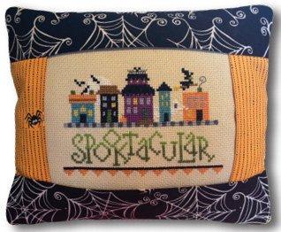 Spooktacular pillow Kit